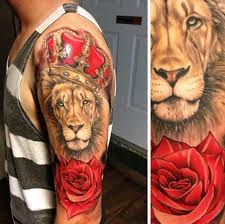 30 most powerful crown tattoos for men tattoos era