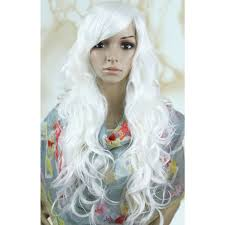white wig red wig long curly wig 57 50 via etsy