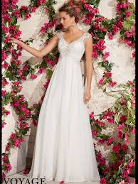 flowing wedding dresses mori voyage bridal gown 6792 dimitradesigns com