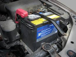 battery car why is a 12 volt household battery harmless but the shock from a 12
