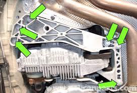 Bmw E60 5 Series Transfer Case Fluid Replacing 2003 2010