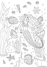 coloring pages mermaid coloring pages mermaid coloring