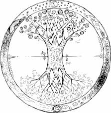 tree symbolism tree mandala mandalas for the soul