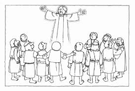 coloring page of jesus ascension unusual jesus ascension coloring page ideas exle resume and