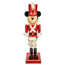 nutcracker figure mickey mouse soldier large