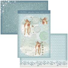 hunkydory crafts at christmas my deer friend hunkydory card toppers