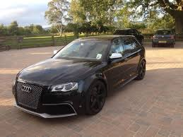audi rs3 mods black optics front grill page 2 tuning and modifications