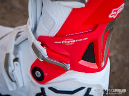 motocross boots review 2012 fox racing instinct boots review photos motorcycle usa