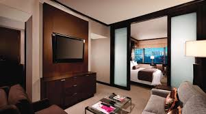 Mgm Signature One Bedroom Balcony Suite Floor Plan by City Corner Hotel Suite Vdara Hotel U0026 Spa