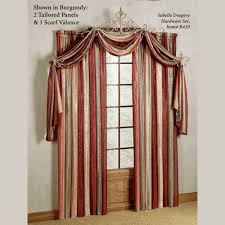 Ombre Sheer Curtains Ombre Semi Sheer Scarf Valance And Window Treatments