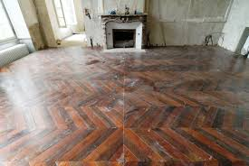 atelier des granges parquet the installation of the