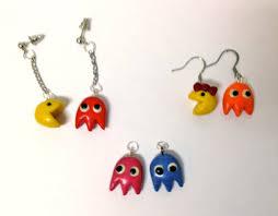 pacman earrings 61 earrings wewanaplay