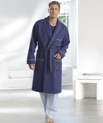 robe de chambre courtelle robe de chambre en maille courtelle manches longues nuit homme
