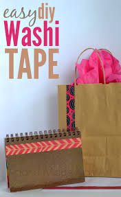 washi tape diy easy diy washi tape kids steam lab