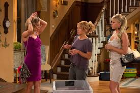 the tanners are together again in first u0027fuller house u0027 photos