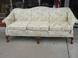Replacement Sofa Cushions Camelback Sofas And Loveseats Designs Guru