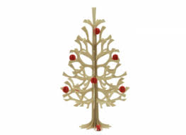 Mini Wooden Christmas Tree Decorations by Sofa Com Christmas Ideas For A Small Apartment
