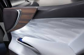 lexus isf door panel lexus lf fc flagship concept is a thinly veiled ls with fuel cell