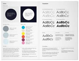 and brand guidelines