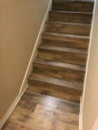 luxury vinyl wood planks on stairs lvt vinylwood you ll find