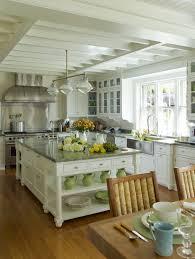 Farmhouse Kitchen Curtains by Cullman U0026 Kravis Kitchens Country Farmhouse Kitchen Stainless