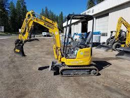 2017 kobelco sk17sr 5e mini excavator for sale kettle falls wa