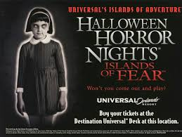 map of universal halloween horror nights theme park nostalgia halloween horror nights xii islands of fear