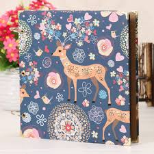 creative photo albums 12 inch creative diy album handmade clipbook photo albums