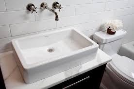 white subway tile bathroom backsplash design ideas