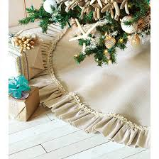 don t forget the tree skirt