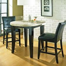 Indoor Bistro Table And Chairs Steve Silver Montibello Counter Height Round Pubdining Table