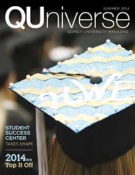 quniverse summer 2014 by quincy university issuu