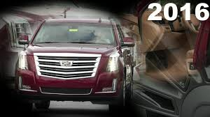 cadillac escalade 2016 2016 cadillac escalade platinum detailed tour and review of