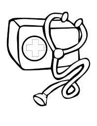 doctor coloring pages chuckbutt