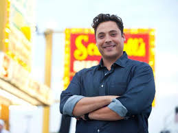 jeff mauro joins thanksgiving live as the digital host ask him