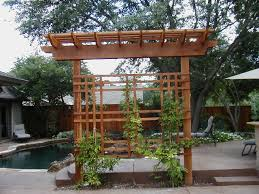 diy plan for a grape arbor trellis u2013 outdoor decorations