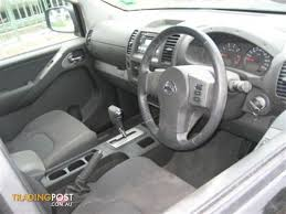 Navara D40 Interior Nissan Navara D40 2 5 Diesel Spain Wrecking All Parts For Sale In