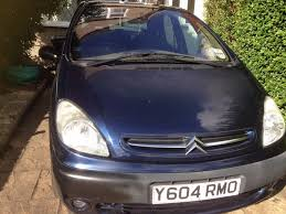 citroen xsara picasso 1 6 petrol manual for quick sale 300 00