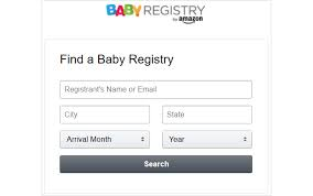 baby registries search how to create an baby registry that everyone