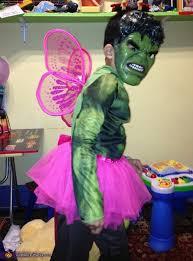 Green Fairy Halloween Costume Hulk Fairy Halloween Costume Idea