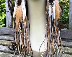 owlita earrings feather earring etsy