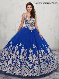 quinceanera blue dresses marys bridal mq2018 dress madamebridal