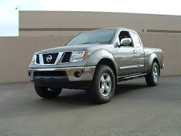 nissan frontier xe 2007 fitting a 33