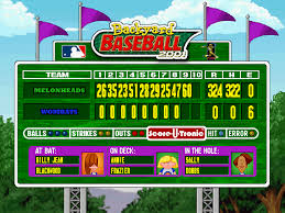 Backyard Sports Game I Finally Achieved My Childhood Gaming Goal Pitched A Perfect