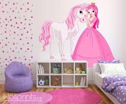 dessin mural chambre fille peintures murales photo autocollant pour votre chambre d enfant