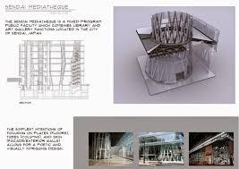 sendai mediatheque floor plans report on uia week presentation studio at denver