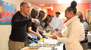 rush limbaugh thanksgiving an outdated photo wrongly suggests barack obama is at a food
