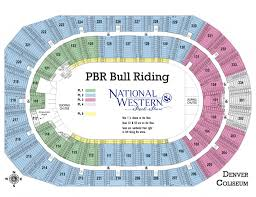 Coors Field Map Ticket Information National Western Stock Show And Rodeo