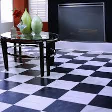 Carbon Black Laminate Flooring Black And White Square Laminate Flooring