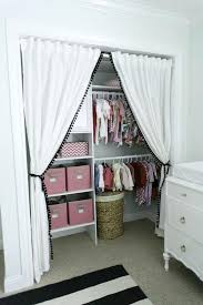 Curtains For Doorways Bead Curtains For Closets Enrapture Closet Curtains Design For